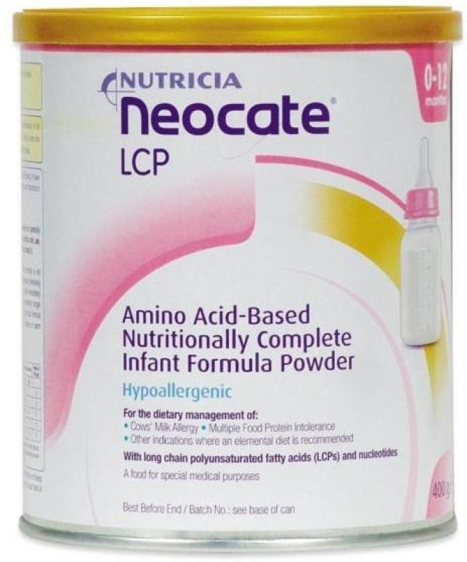 nutricia neocate lcp Amino Acid Based Formula(400 g)