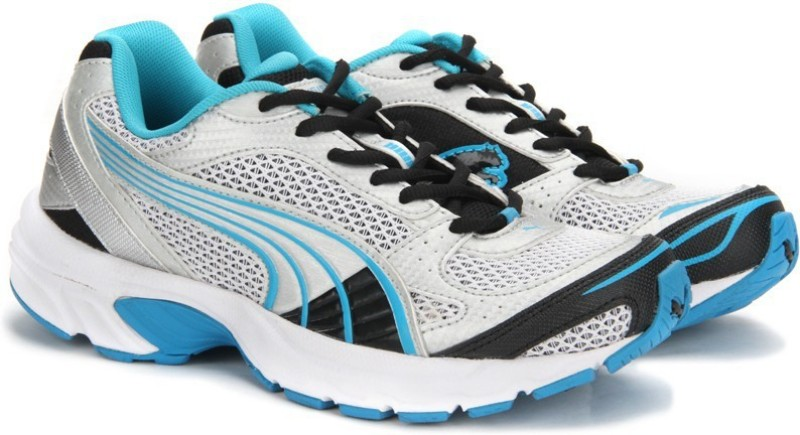 Puma Exsis II Wns IDP Running Shoes For Women(Blue, White)