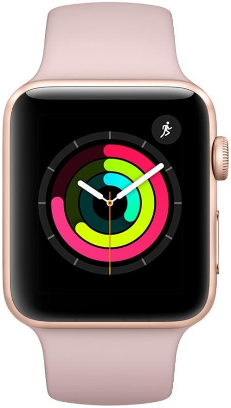 Apple Watch Series 3 GPS - 38 mm Gold Aluminium...