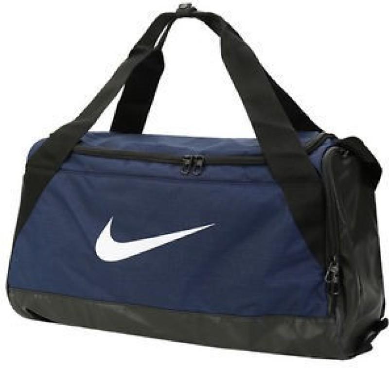 Nike Nk Brsla S Duff 40 L Backpack(Blue)
