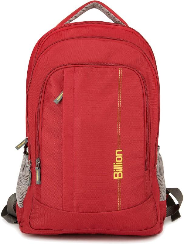 Billion HiStorage Backpack(Red)