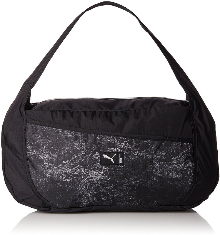 Puma Studio Barrel Bag Gym Bag(Black)