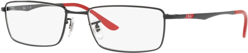 Ray-Ban Full Rim Rectangle Frame(52 mm)
