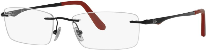 Ray-Ban Rimless Rectangle Frame(51 mm)