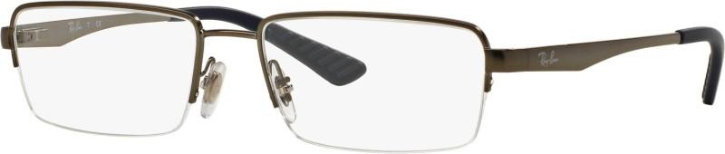 Ray-Ban Half Rim Rectangle Frame(52 mm)