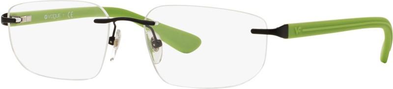Vogue Rimless Oval Frame(52 mm)