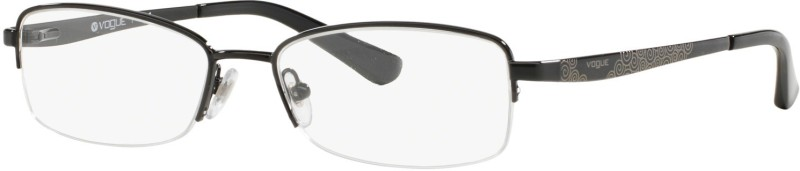 Vogue Half Rim Rectangle Frame(50 mm)
