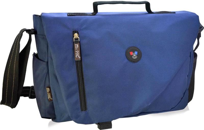 My Pac Db Men & Women Blue Messenger Bag