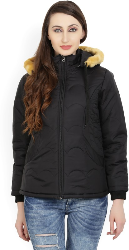 Fort Collins Full Sleeve Solid Women's Jacket