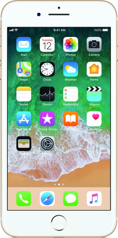 Apple iPhone 7 Plus (Gold, 32 GB)