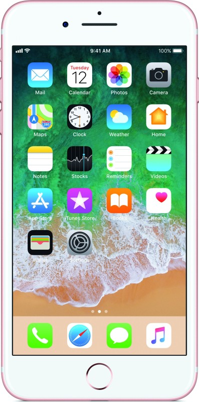 Apple iPhone 7 Plus (Rose Gold, 256 GB)