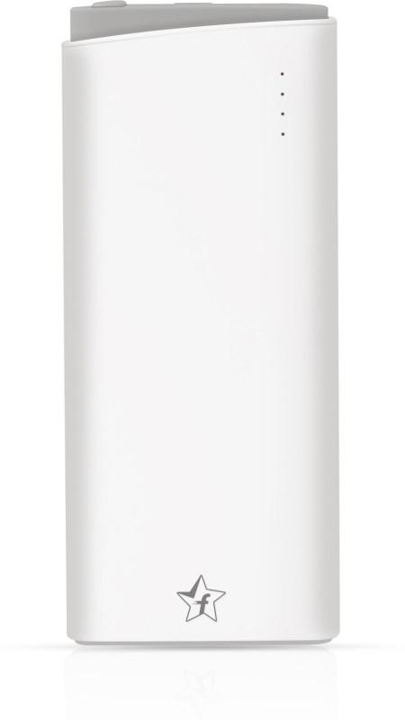 Flipkart SmartBuy 10000 mAh Power Bank(White, Lithium-ion)