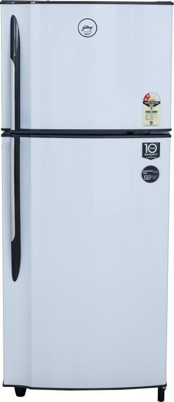 Godrej 240 L Frost Free Double Door Refrigerator(White, RT EON...