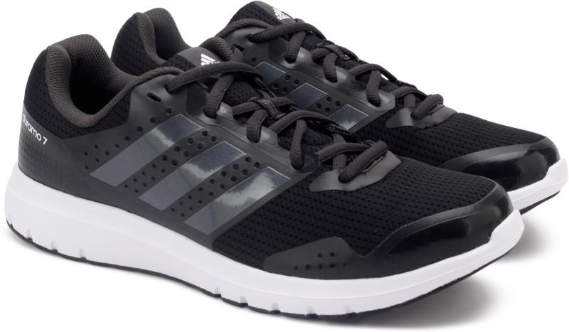 ADIDAS DURAMO 7 M Running Shoes For Men(Black)