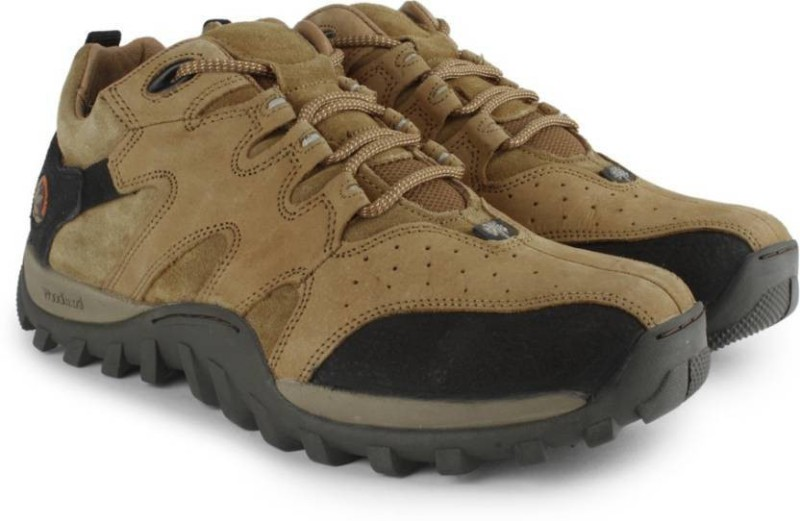 Woodland Sneakers For Men(Tan)