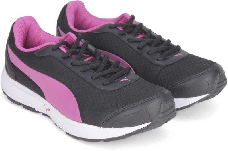 Puma Reef Wns DP Running Shoes For Women(Black)