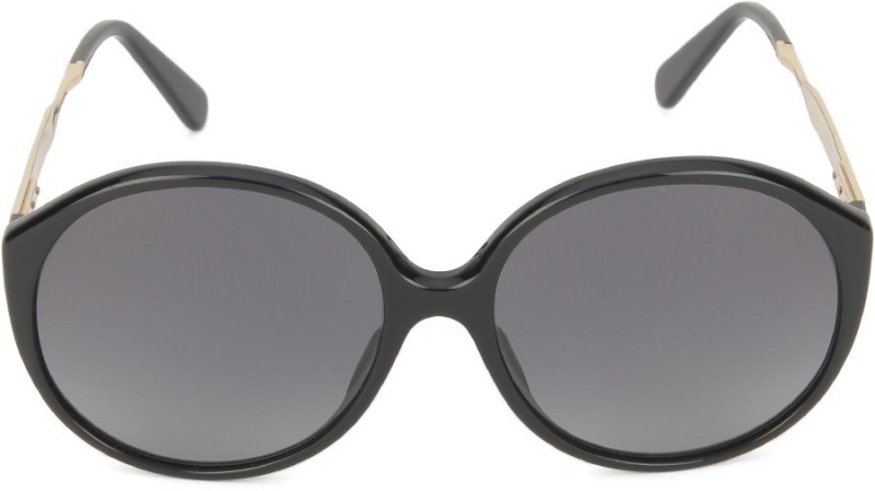 Marc Jacobs Oval Sunglasses(Grey)