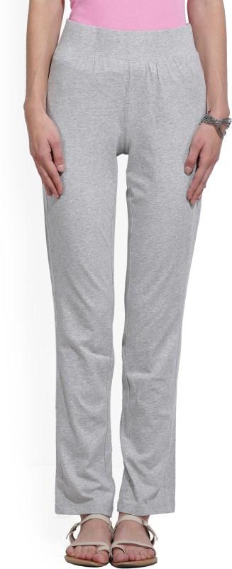 Puma Solid Women's Grey Track Pants