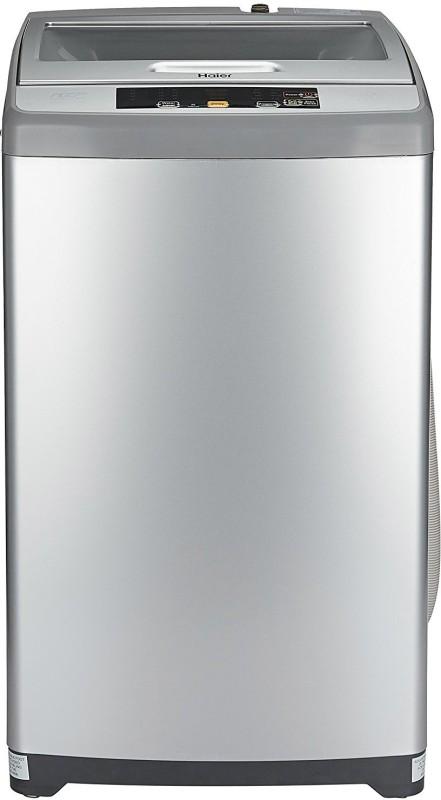 Haier 6.2 kg Fully Automatic Top Load Washing Machine Silver(HWM62-707NZP)