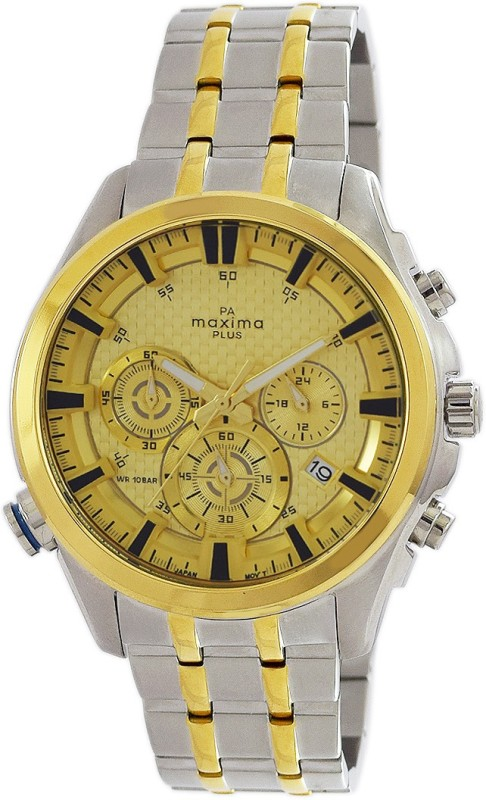 Maxima 46100CMGT Watch - For Men