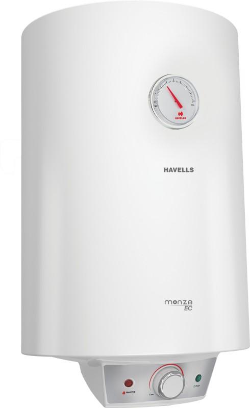 Havells 25 L Storage Water Geyser(White, Monza Ec)