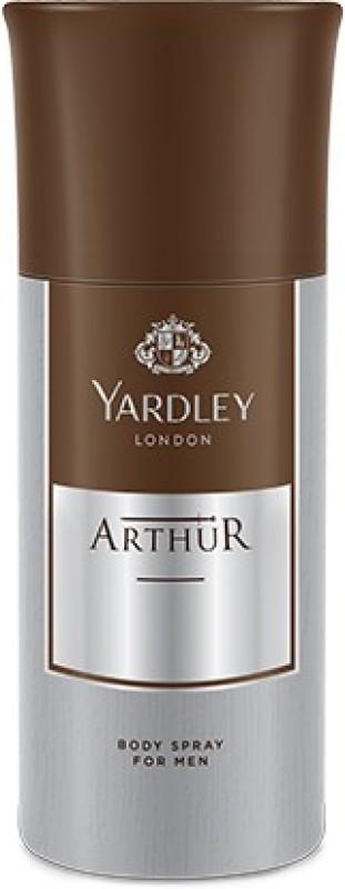 Yardley Arthur Deo Pack of 1 Deodorant Spray - For Men(150 ml)