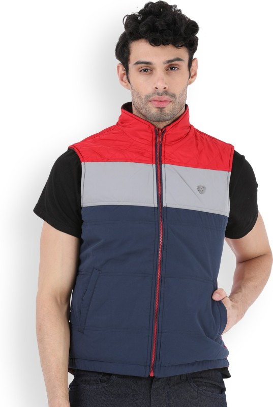 Arrow Sport Sleeveless Solid Men's Jacket