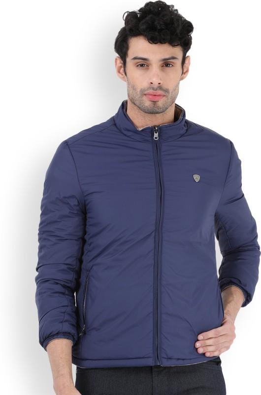 Arrow Sport Full Sleeve Solid Mens Jacket