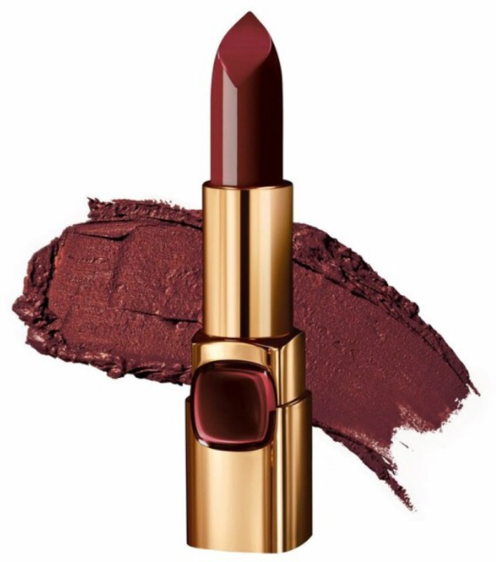 LOreal Paris Color Riche Moist Matte Lipsticks(3.7 g, Deep Plum)