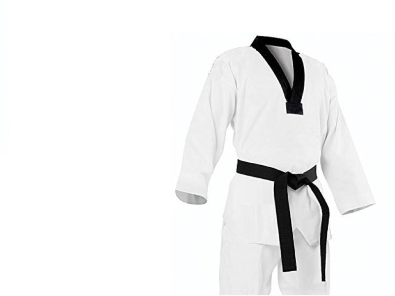 CW Firefly Taekwondo Dress in White Color 30 Martial Art Uniform