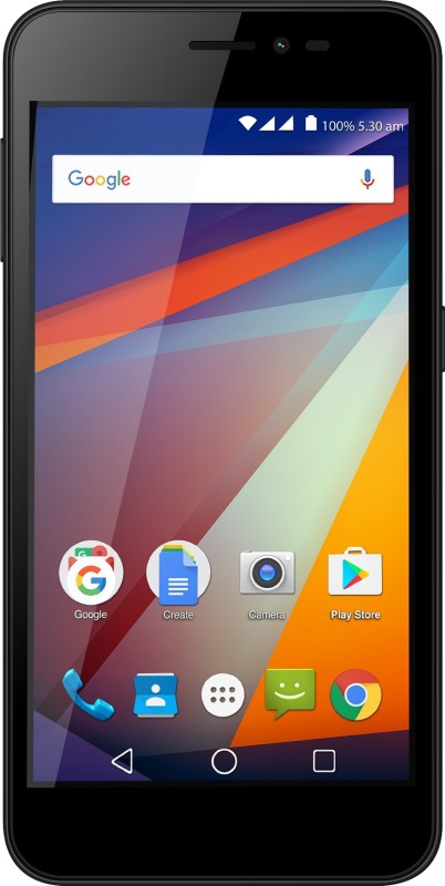 Panasonic P85 (Grey, 16 GB)(2 GB RAM)