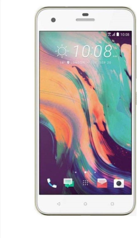 HTC Desire 10 Pro (Polar White, 64 GB)(4 GB RAM) image