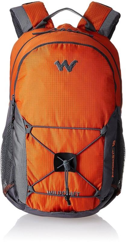 Wildcraft Annapurna 15 Rucksack - 15 L(Orange)