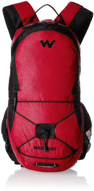 Wildcraft Annapurna 5 Rucksack - 5 L(Red)
