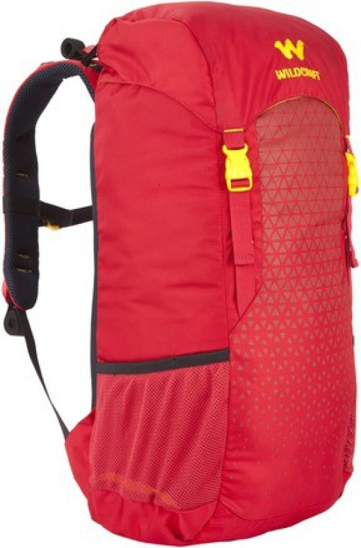 Wildcraft Verge 35 Rucksack - 35 L(Red)