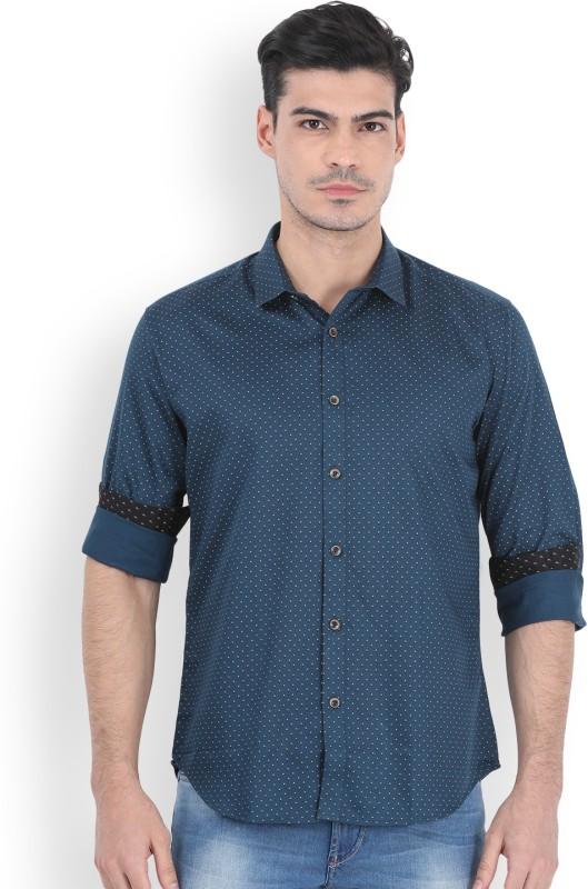 V.Dot by Van Heusen Mens Printed Casual Shirt