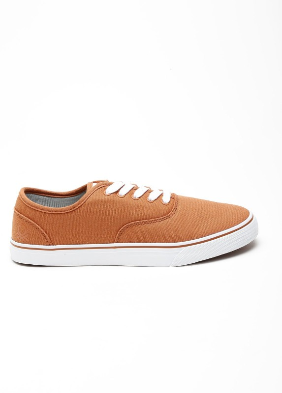 United Colors of Benetton Casuals For Men(Tan)