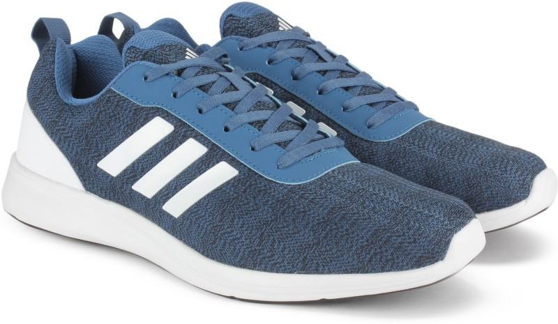 Adidas ADIRAY 10 M Running Shoes(Blue) ADIRAY 10 M