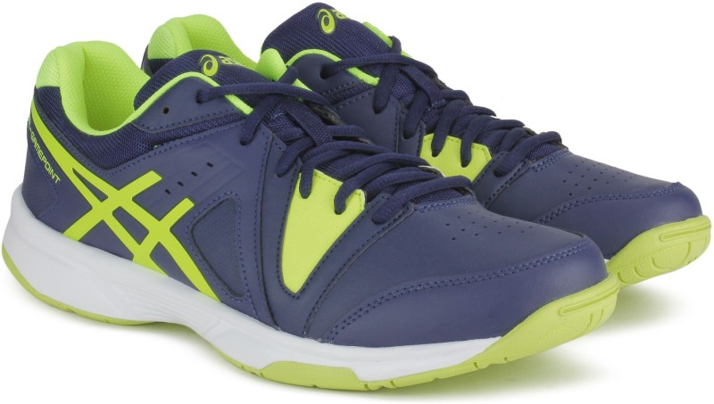 b0d0246507c8 Asics GEL - GAMEPOINT Running Shoes(Blue)