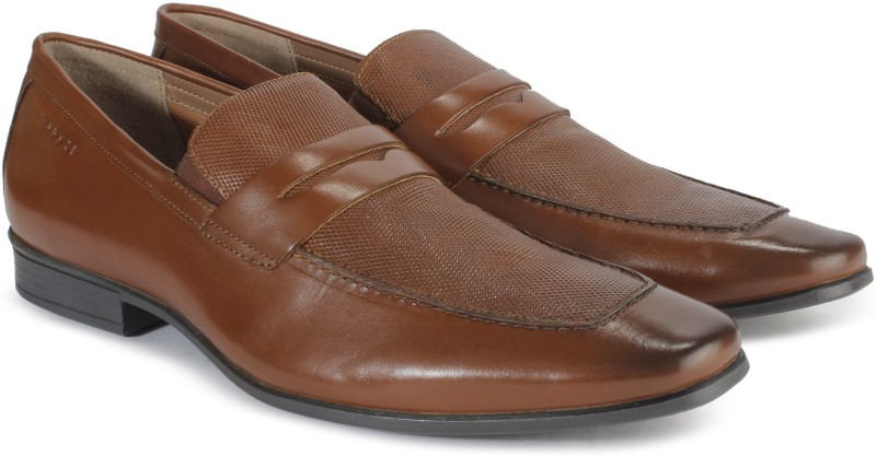 Ruosh VINCE AW16 03A Slip On For Men(Tan)