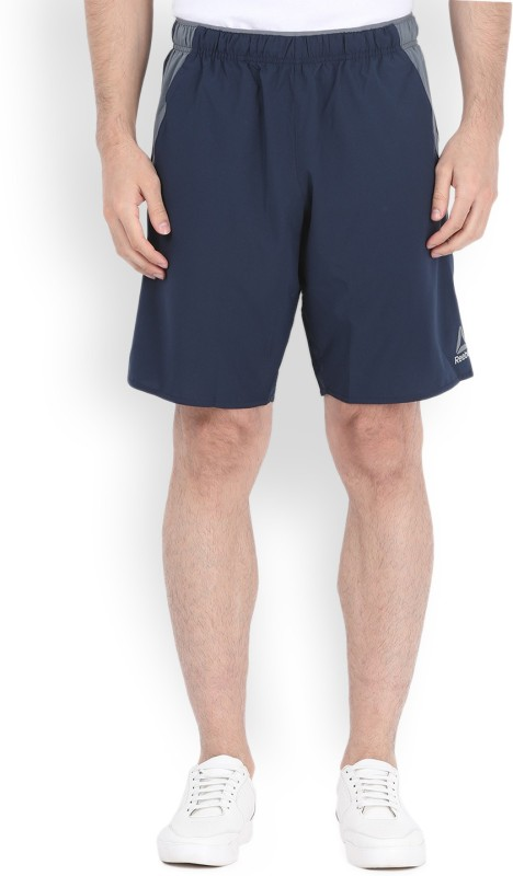 Reebok Solid Men's Shorts
