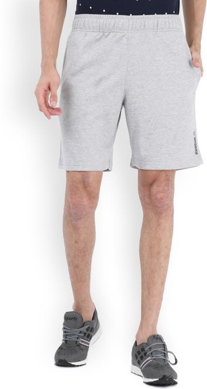 Reebok Solid Men's Shorts