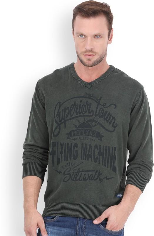 Flying Machine Casual Men's Sweater