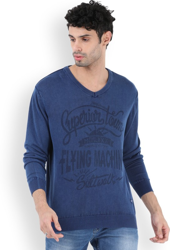 Flying Machine Casual Men's Sweater