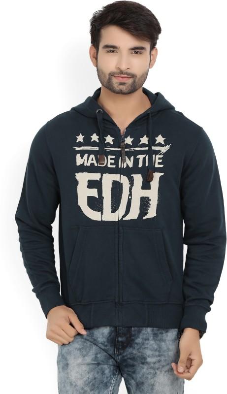 Ed Hardy Full Sleeve Solid Men's Sweatshirt