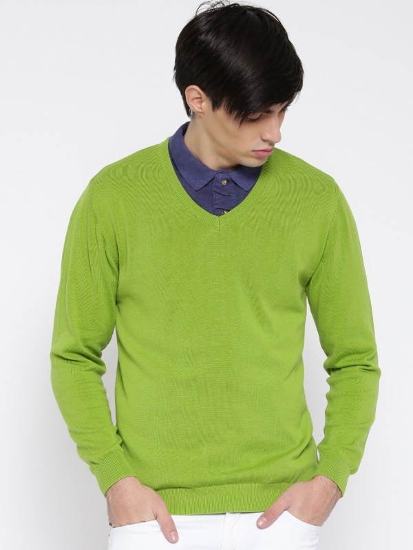 Wills Lifestyle Full Sleeve Men Sweatshirt