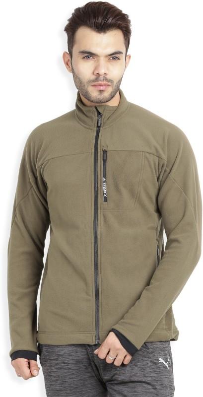 ADIDAS Full Sleeve Solid Men's Sweatshirt