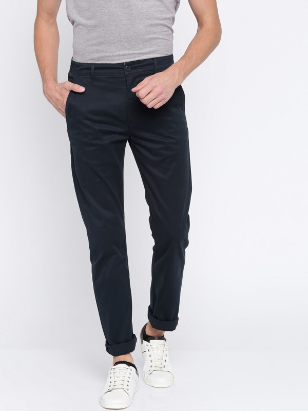Levis Slim Fit Mens Blue Trousers