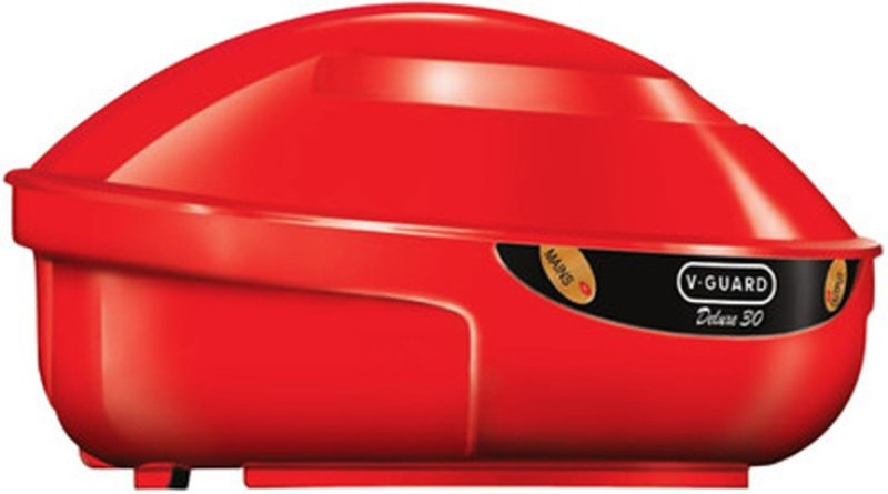 V Guard VGD 30 Voltage Stabilizer(Red)
