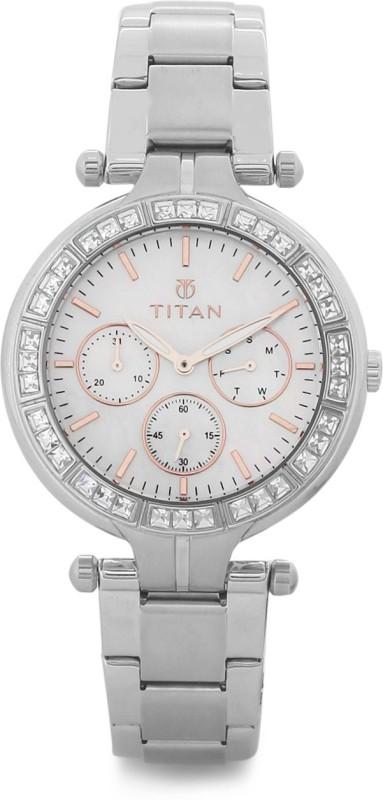 Titan NF9965SM01J Women's Watch image